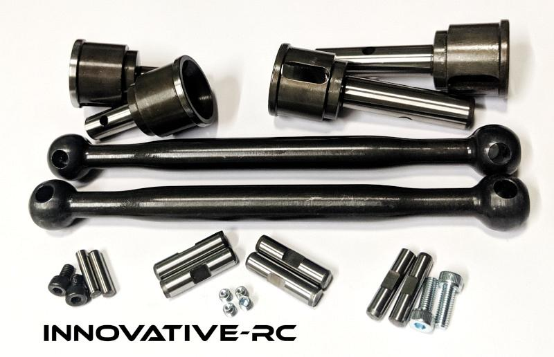 UHD Innovative-RC BAJA dogbone set (cups & shafts) Exstended